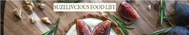 suzelivcious food life blog